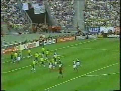 Brasil x França Copa Do Mundo 1998 Final