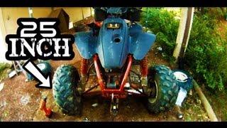 6. Polaris Trailblazer 250 ATV 25 Inch Tires