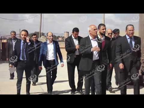 وكيل الوزارة يجتمع مع المسؤولين بالتعليم في جبل نفوسة