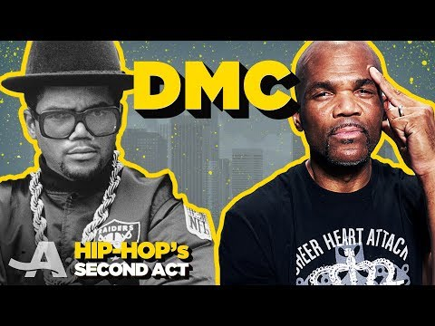Run-D.M.C.'s Darryl McDaniels Became the King of Rock by Pretending