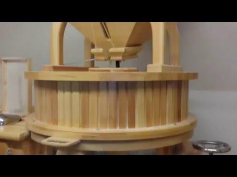 Farina BIO di Grano duro Cappelli - Il mulino a pietra