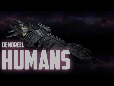 Galaxia: Remember Tomorrow Human Race modeling reel 2015