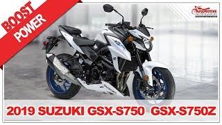 1. 2019 Suzuki GSX S750 / GSX S750Z — Price & Specs