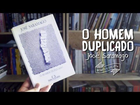 O Homem duplicado - José Saramago | Resenha