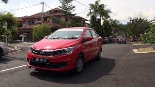 Video Perodua Bezza 2016 1.0 Standard G & 1.3 Advance - Roda Pusing Review MP3, 3GP, MP4, WEBM, AVI, FLV Agustus 2019