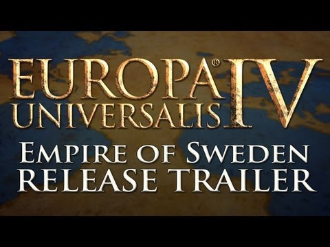 Europa Universalis IV - Empire of Sweden