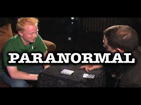 Joe Gets PARANORMAL
