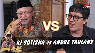 Video Challenge Bikin Pantun Dadakan Andre Taulany VS KiSut - Saung KiSut (Ki Sutisna) MP3, 3GP, MP4, WEBM, AVI, FLV April 2019