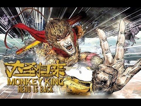 MONKEY KING HERO IS BACK - Cutscene (INTRO)