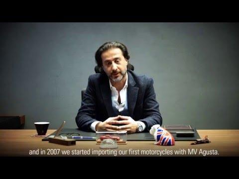 Koray Eyilik, Ducati, Triumph, MV Agusta ve Quadro'nun Türkiye Distribütörü Korlas'ı anlatıyor.