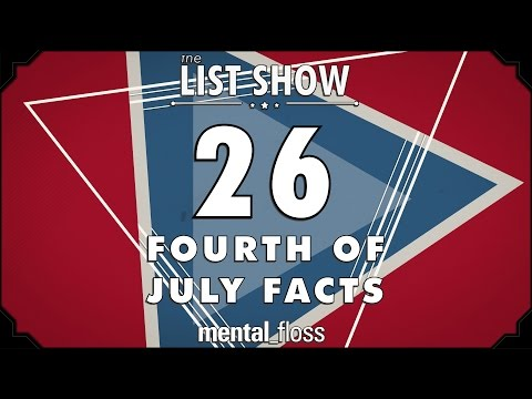 26 Interesting Facts About the Fourth of July