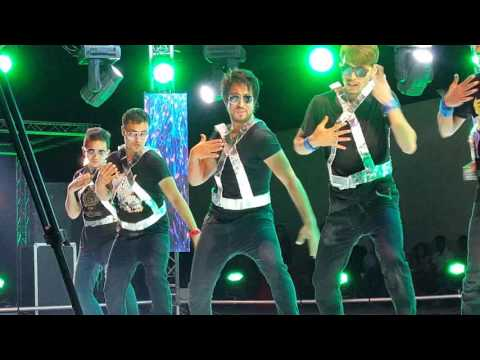 Super nepali  dance in qatar