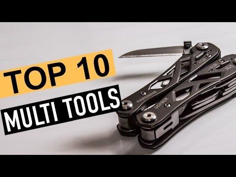 BEST 10: Multi Tools 2018