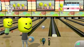Wii Sports Theme but with the Roblox Death Sound