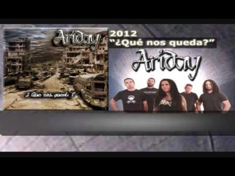 ARIDAY - �Qu� nos queda? (2012)