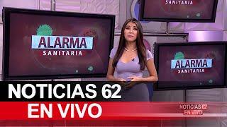 Dra. Mayrobi nos cuenta la crisis sufren en Ecuador por coronavirus – Noticias 62 - Thumbnail