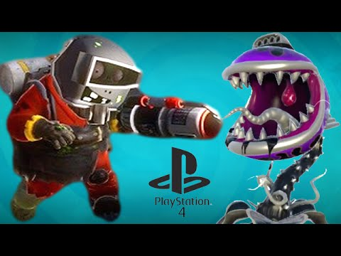 Plants vs. Zombies: Garden Warfare – Most Valuable Vanquisher: PlayStation 4! (PS4)