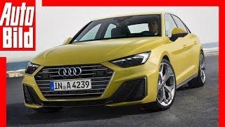 Zukunftsaussicht: Audi A4 Facelift (2019) Details / Erklärung by Auto Bild