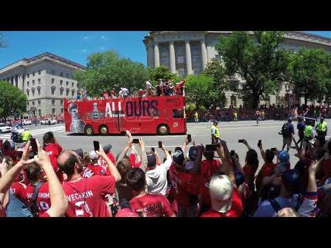 2018 Washington Capitals Parade