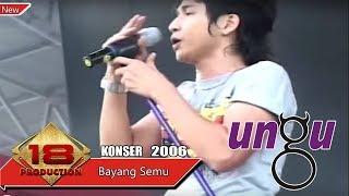 UNGU - BAYANG SEMU (LIVE KONSER LAMPUNG 11 MARET 2007)