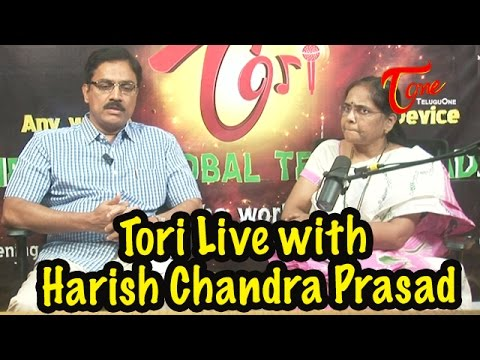TORI Live Show with Famous Businessmen Yarlagadda Harish Chandra Prasad
