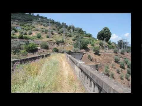 Linha férrea de Lamego - Régua... A linha que não viu a luz do dia