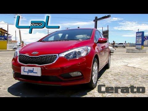 Novo Kia Cerato 2014 -Test Drive – Lama No ParaLama