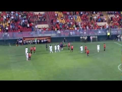 Minutos Finales Unión Española Contra Cobreloa 2012 - Furia Roja - Fúria Roja - Unión Española