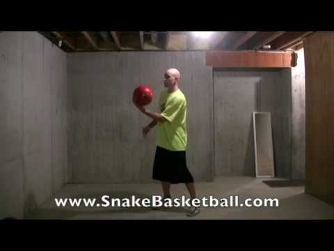 How To Do Basketball Tricks – Yo-yo Tutorial – Fake Pass Move | Snake