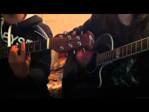 how to play diary of jane acoustic