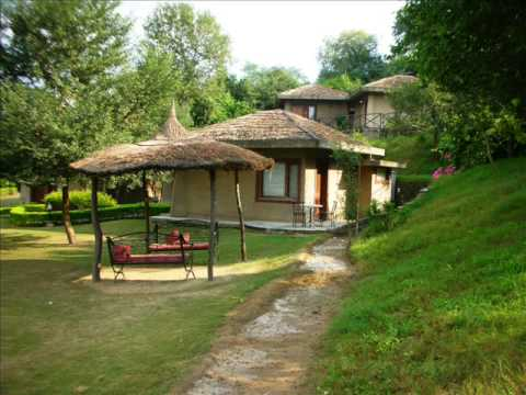 KIKAR LODGE, NURPURBEDI, PUNJAB, INDIA (видео)