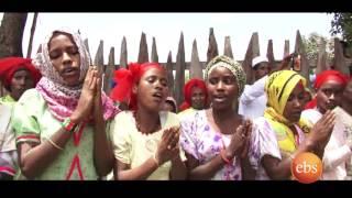 Ebs special Arefa celeberation in Kebena region part 2