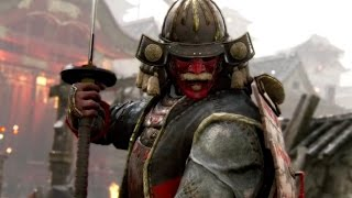 For Honor Official The Kensei (Samurai Gameplay) Trailer