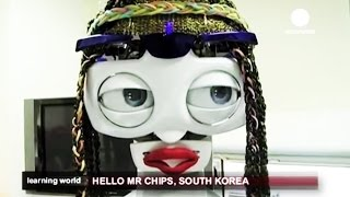 In South Korea, robotic avatars are being introduced in elementary schools in order to keep up with teaching English. The project ...