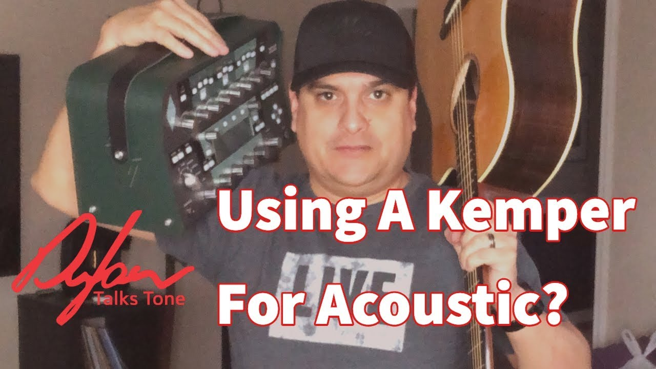 How I Use a Kemper for Acoustic Guitar