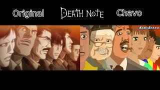 Download Lagu Comparación death chavo - opening 1 y Death note / cover: Laharl Square Mp3