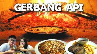 Video Pizza Api Membara + Steak Lidah Sapi !!! MP3, 3GP, MP4, WEBM, AVI, FLV Mei 2017