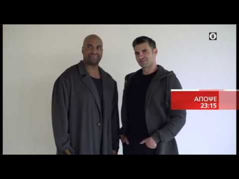 Ο Παναγιώτης Πετράκης & ο Ησαΐας Ματιάμπα  απόψε στο «Σημείο Συνάντησης» | trailer | 29/03/2020| ΕΡΤ