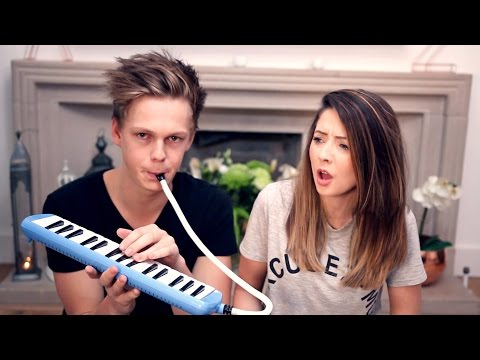YOUTUBER QUIZ w/ Zoella
