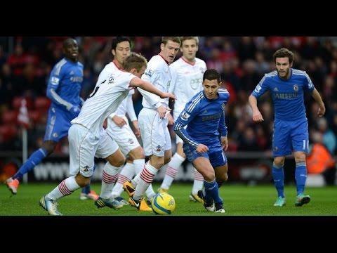 Premier League | Round 18 | Highlight | Southampton vs Chelsea | 2812/14