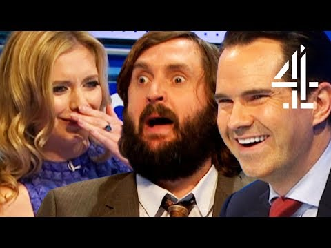 """LOWER THE P***ING WINCH!"" Joe Wilkinson's Best Bits on 8 Out of 10 Cats Does Countdown 