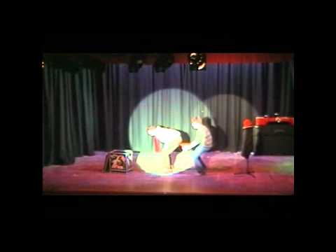 Dan The Hat - March 19th 2011 -Juggler & comedian