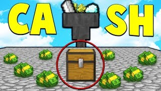 THIS WILL MAKE YOU SO MUCH MONEY!    Minecraft SKYBLOCK #5