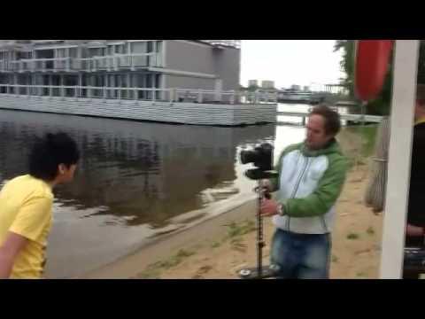 Элвин Грей - Начнем с нуля (съемка клипа).wmv (видео)