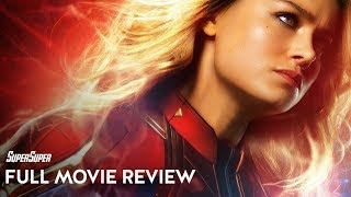 Captain Marvel Spoiler-Free Movie Review in Hindi | SuperSuper