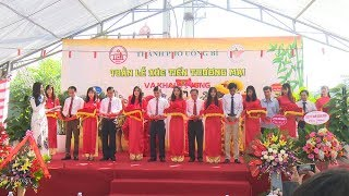 TP Uông Bí: Khai mạc tuần lễ Xúc tiến thương mại và khai trương gian hàng đồ cũ tại Chợ cảnh