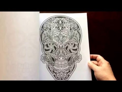 Sugar Skulls Day of the Dead by Penny Farthing Graphics