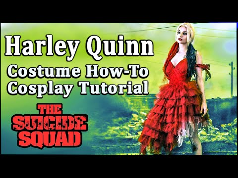 Harley Quinn (The Suicide Squad) Costume Guide