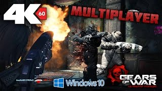 """Gears of War finally hits the PC again after years of waiting... oh yeah... and 4K 60FPS ;)★ 100 likes for the Fated Army? Join @ ► http://goo.gl/Vk1aMNSupport us by shopping here ► http://amzn.to/1IXCEzVGaming Rig:Gigabyte GTX 980Ti G1 GamingIntel i7 4770K 4.3GHzCorsair H100i Z97X-Gaming 5 16Gb DDR3 2400MHz Corsair Vengeance Ram500Gb Samsung 850 EVO- - - - - - - - - - - - - - - - - - - - - - - - - - - - - - - - - - - - - -*Connect*Twitter: https://twitter.com/FatedCbGoogle+: http://goo.gl/ZbML3rFacebook: https://www.facebook.com/FatedCbSteam Group: http://steamcommunity.com/groups/FatedArmyGoogle+ Community: http://goo.gl/yEumfo★★★★★★★★★★★★★★★★★★★★★★★★★★★★★★★★►Support the channel by clicking """"Subscribe"""", """"Like"""" and """"Share""""AND►Click before adding an item to your cart: ► http://amzn.to/223hXg8   ★US★► http://amzn.to/223hr1I       ★CA★► http://amzn.to/1U3QdXm    ★UK★★★★★★★★★★★★★★★★★★★★★★★★★★★★★★★★★- - - - - - - - - - - - - - - - - - - - - - - - - - - - - - - - - - - - - - - Please tell your thoughts in the comments below.- - - - - - - - - - - - - - - - - - - - - - - - - - - - - - - - - - - - - - -"""