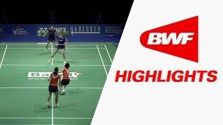 http://smarturl.it/BWFsubscribe Swiss Open 2016 Grand Prix Gold Badminton Finals Highlights Match 1 – WD  Shizuka Matsuo/Mami Naito vs Naoko Fukuman/Kurumi ...